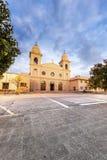 Kerk in Cafayate in Salta Argentinië. Royalty-vrije Stock Fotografie
