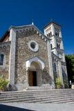 Kerk, Castellina in Chianti Stock Foto's