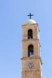 Kerk in chania royalty-vrije stock afbeelding
