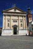 Kerk in Cittadella, Italië Stock Fotografie