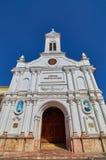 Kerk in Cuenca Royalty-vrije Stock Afbeeldingen