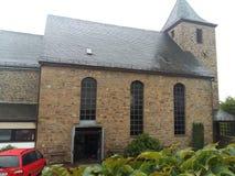 Kerk in dahle Royalty-vrije Stock Fotografie