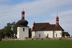 Kerk in de Heilige Geest Royalty-vrije Stock Afbeeldingen