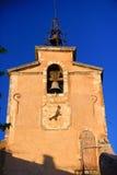 Kerk in de Provence, Frankrijk Stock Afbeelding