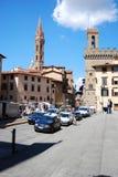 Kerk Engelse Florenciya Royalty-vrije Stock Afbeeldingen