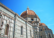 Kerk Florence Italië stock foto