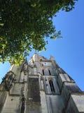 Kerk in Frankrijk Royalty-vrije Stock Afbeeldingen