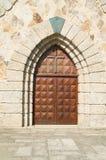 Kerk in Galicië, Spanje royalty-vrije stock foto