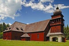 Kerk in het Kruis van Heilige royalty-vrije stock afbeeldingen