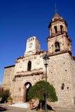 Kerk in huetamo I Royalty-vrije Stock Foto's