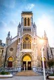 Kerk, iglesia Royalty-vrije Stock Afbeelding