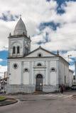 Kerk Itatiba Sao Paulo Royalty-vrije Stock Afbeeldingen