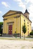 Kerk in Josefov Royalty-vrije Stock Fotografie