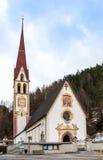 Kerk in Langenfeld royalty-vrije stock afbeelding