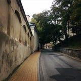 Kerk in Lublin stock fotografie