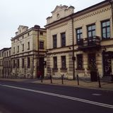 Kerk in Lublin royalty-vrije stock foto's