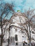 Kerk in Lviv royalty-vrije stock foto's