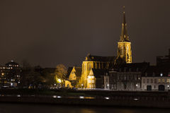 Kerk in Maastricht royalty-vrije stock foto's