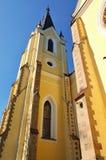 Kerk in Marian Mount stock afbeeldingen
