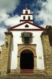 Kerk in Mongui Royalty-vrije Stock Afbeeldingen
