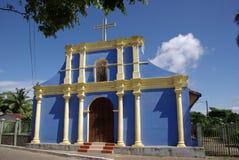 Kerk in Nicaragua Royalty-vrije Stock Afbeelding