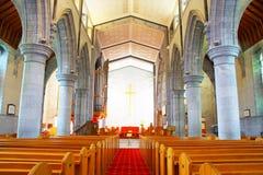 Kerk in Nieuw Zeeland Stock Foto