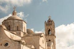 Kerk in Noord-Cyprus royalty-vrije stock afbeeldingen