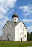 Kerk Novgorod, Rusland Stock Afbeelding