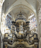 Kerk onze-Lieve-Vrouw-over--DE-Dijlekerk Royalty-vrije Stock Foto