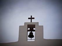 Kerk op Formentera Stock Foto