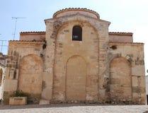 Kerk in Otranto, Puglia Stock Fotografie
