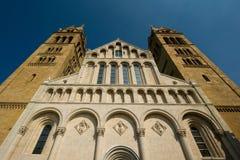 Kerk in Pécs - Hongarije royalty-vrije stock foto's