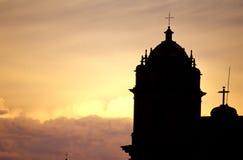 Kerk Peru royalty-vrije stock fotografie