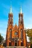 Kerk in Polen Royalty-vrije Stock Fotografie