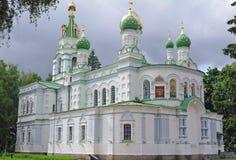Kerk in Poltava Stock Afbeelding