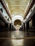Kerk POV Stock Foto's