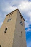 Kerk in Promajna stock fotografie