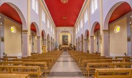 Kerk, Punta Arenas Royalty-vrije Stock Foto