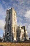 Kerk, Reykjavik, IJsland Stock Fotografie