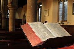 Kerk in Ripley Stock Foto's