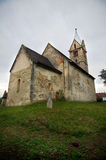 Kerk Roemenië - Santa Maria-Orlea Royalty-vrije Stock Fotografie