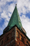 Kerk roof Stock Fotografie