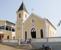 Kerk, Santana, Sao Tomé Royalty-vrije Stock Fotografie