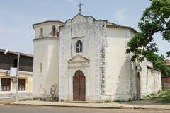 Kerk, Sao Tomé, Sao Tomé en Principe, Afrika Royalty-vrije Stock Afbeelding