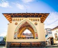 Kerk in sighetumarmatiei Roemenië Royalty-vrije Stock Afbeeldingen