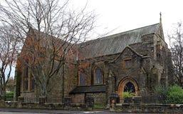 Kerk st James Pollock Glasgow Royalty-vrije Stock Afbeeldingen