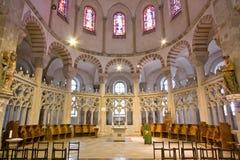 Kerk St. Maria im Kapitol royalty-vrije stock afbeeldingen