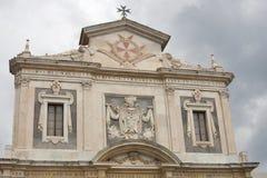 Kerk St Stephen van de Ridders in Pisa, Italië Stock Afbeeldingen