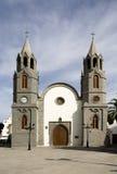 Kerk in Telde Stock Afbeelding