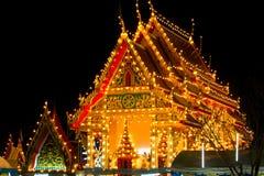 Kerk in Thailand Royalty-vrije Stock Afbeeldingen